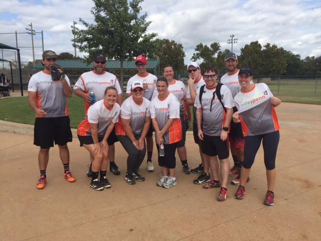 Whitley Penn softball team