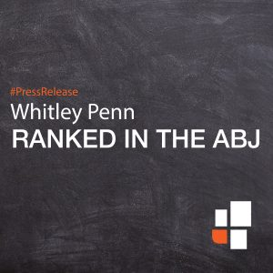 Whitley Penn Listed as the 16th Largest Accounting Firm in Austin