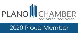 Plano Chamber 2020 Proud Member