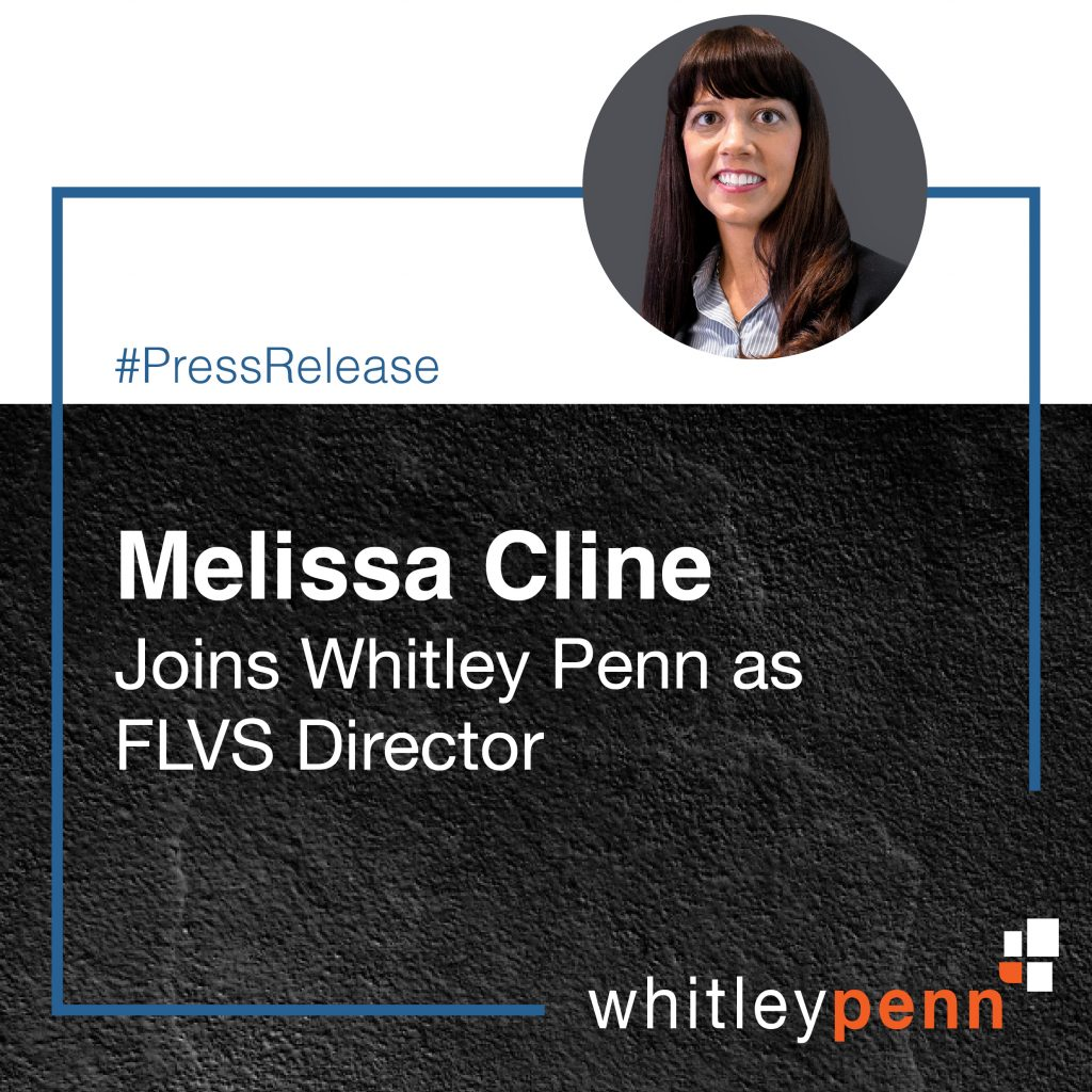 Melissa Cline Joins Whitley Penn as a Forensic Litigation Valuation Services Director