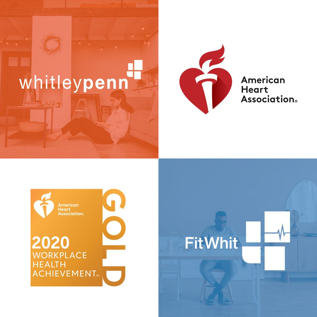 Whitley Penn Receives Gold Recognition from the American Heart Association