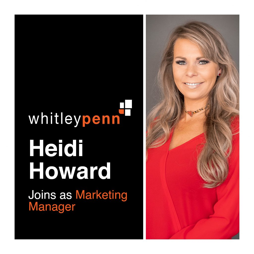 Heidi Howard Joins Whitley Penn As Marketing Manager