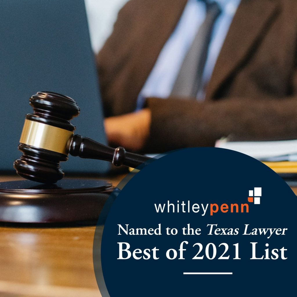 FLVS Group Named to Texas Lawyers Best of 2021